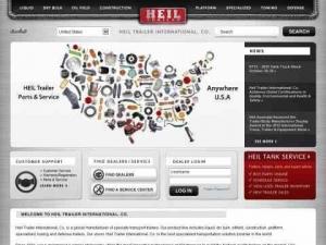 Heil Trailer International, Co. - Texas