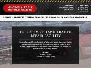 Wayne's Tank & Trailer Repair Inc.
