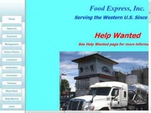 Food Express, Inc.