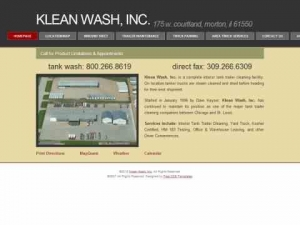 Klean Wash Inc.