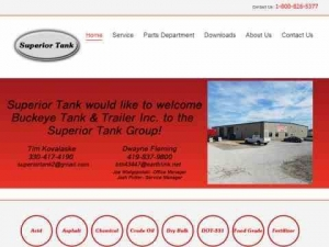 Superior Tank Truck Co. Inc.