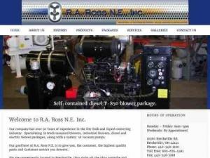 R.A. Ross & Associates NE, Inc