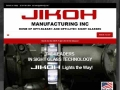 JIKOH Mfg., Inc.