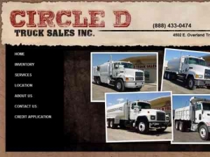 Circle D Truck Sales, Inc.