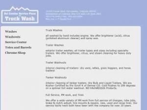 Del Camino Service Plaza & Truck Wash