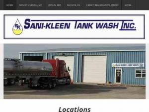 Sani-Kleen Tank Wash Inc.