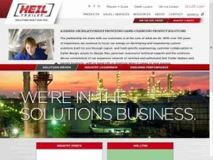 Heil Trailer International, Co. - Corporate