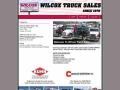 Wilcox  Truck Sales