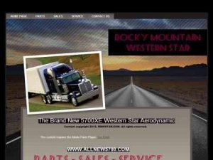 Rocky Mountain Tanker