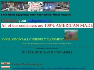 Custom Manufacturing, Inc.