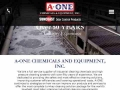 A-One Chemicals & Equipment Inc.