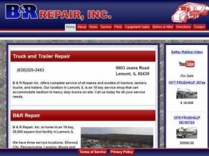 B&R Repair Inc