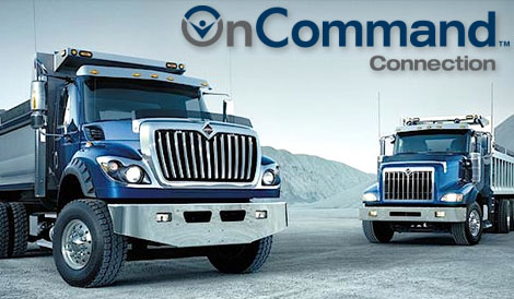Navistar OnCommand® Connection Trucks