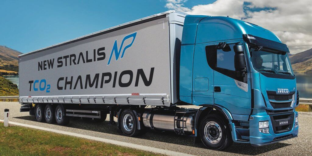 Iveco Signs Supply Agreement With Jost Group For 500 Ng Trucks