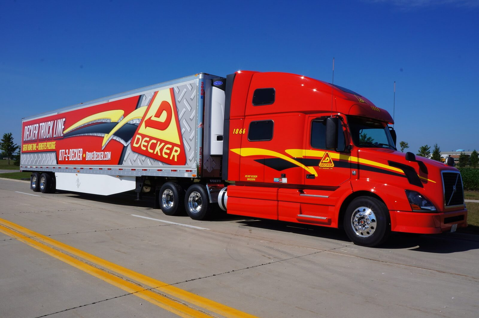 Decker Truck Line adopts SmartDrive video-based safety program