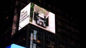 Volvo Trucks North America Times Square